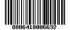 Mã Barcode An cung ngưu hoàng hoàn Hàn Quốc