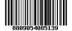 Mã Barcode Sâm lon tăng lực KGS