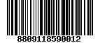 Mã Barcode Hồng sâm Good 300g số 30