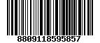 Mã Barcode Cao hắc sâm nguyên chất 50gr