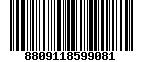 Mã Barcode Hồng sâm Premium 300gr (11-20 củ)