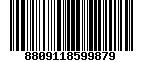 Mã Barcode Nước linh chi táo đỏ 15 gói